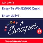 win $2000 cash sweeps