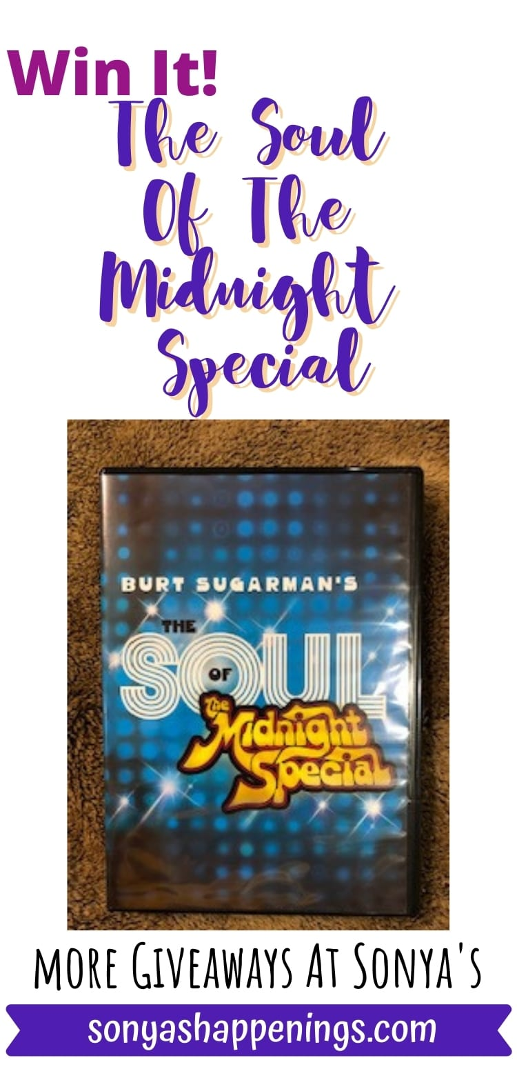 The Soul Of The Midnight Special Review And Giveaway