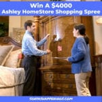 win a $4000 Ashley Shopping Spree