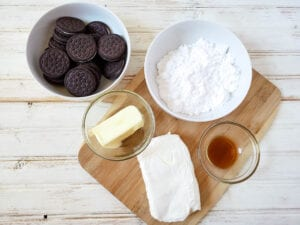 simple creamy oreo recipe