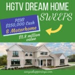 hgtv dream home 2021