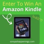 win Amazon Kindle