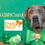March $25 giftcard giveaway