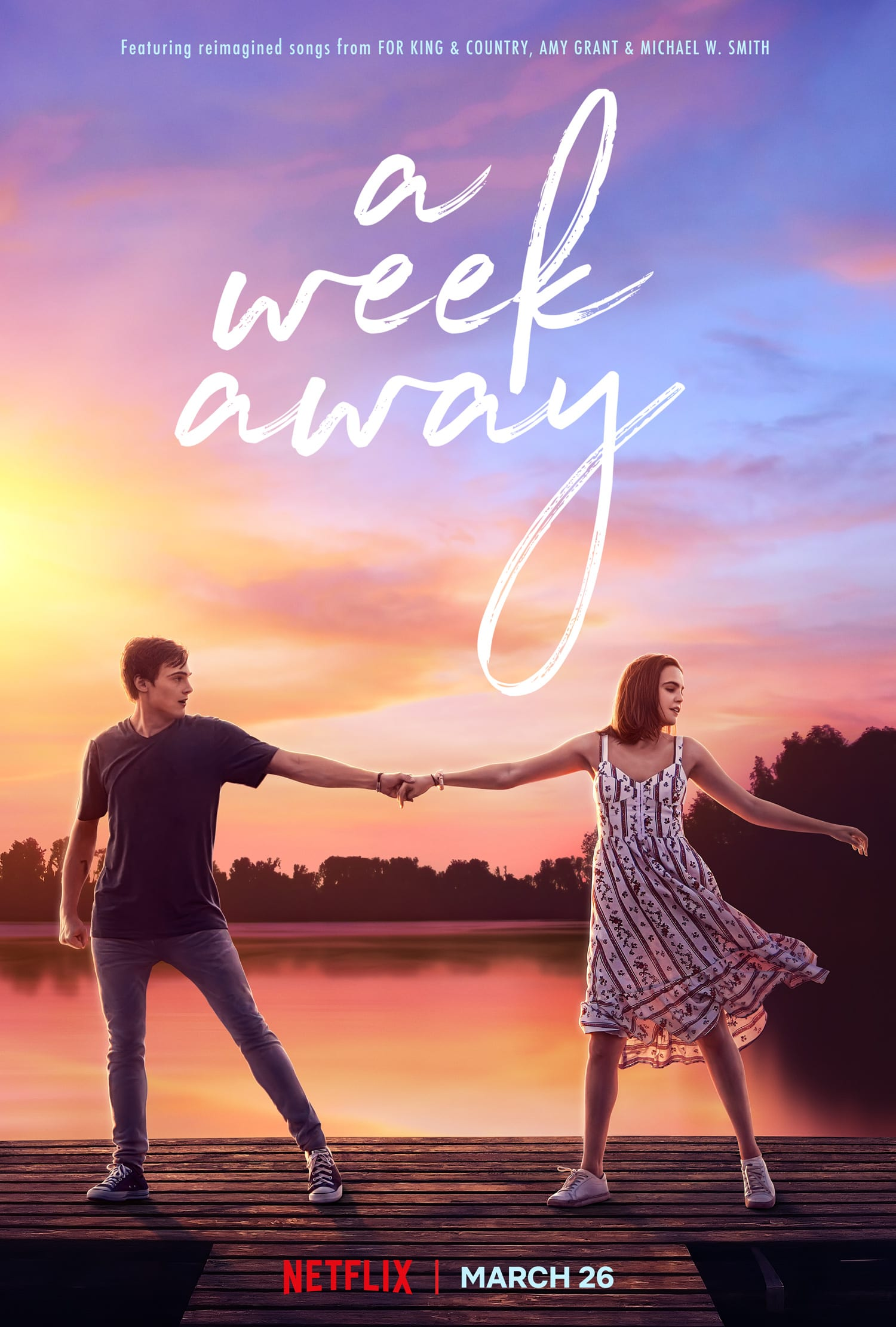 A Week Away ~  Netflix Faith-Based Musical + giveaway ends 3-30