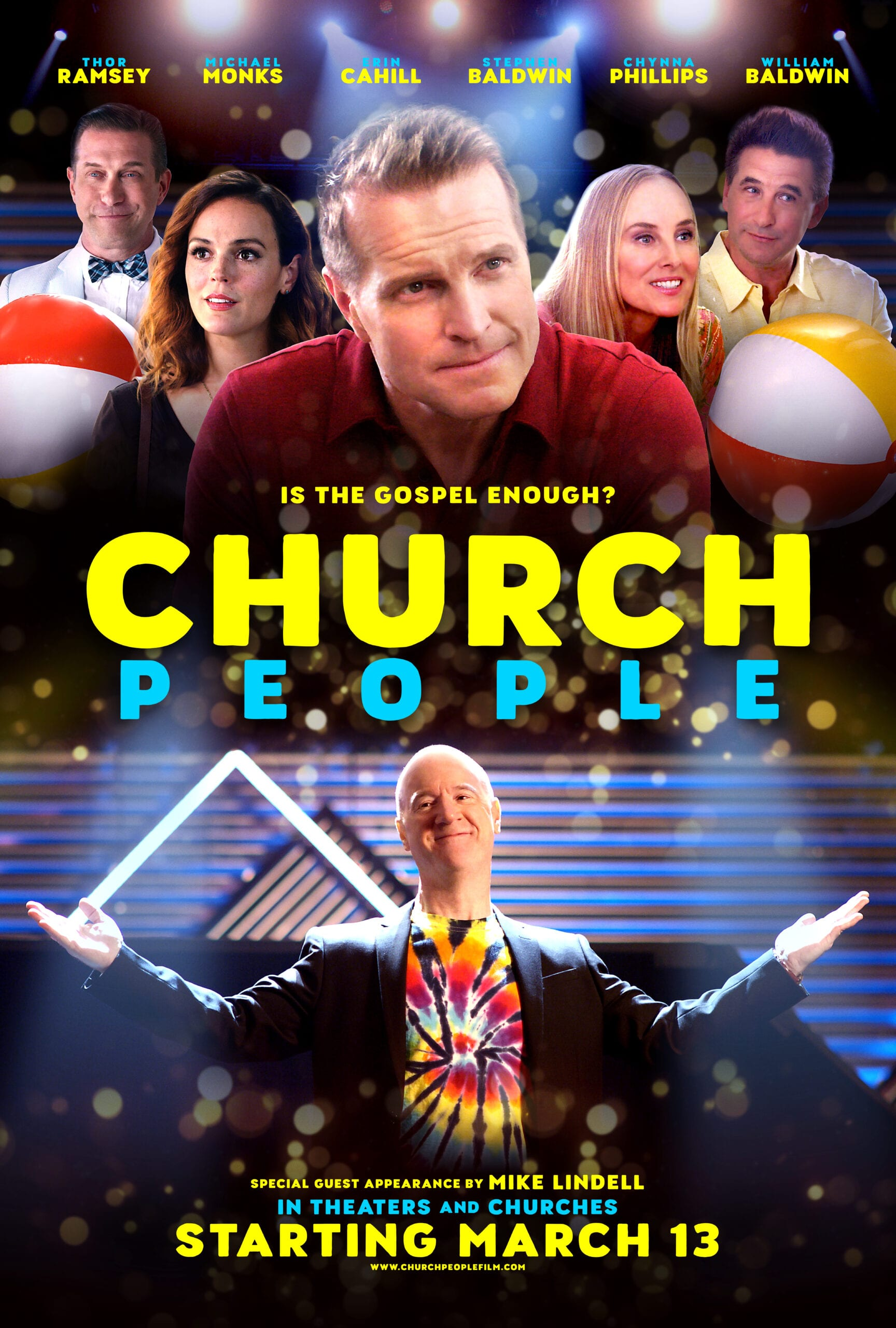 Church People movie review and giveaway ends 3-16