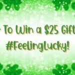 win a $25 giftcard #feelinglucky