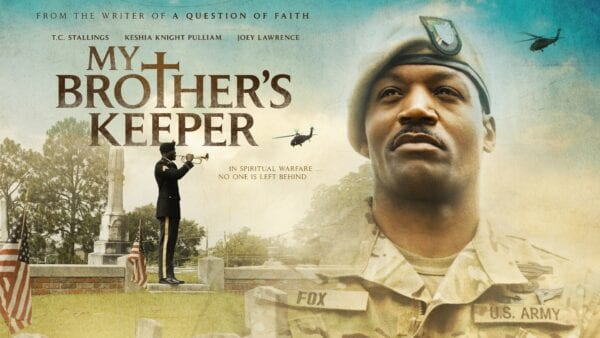 My Brother's Keeper giveaway