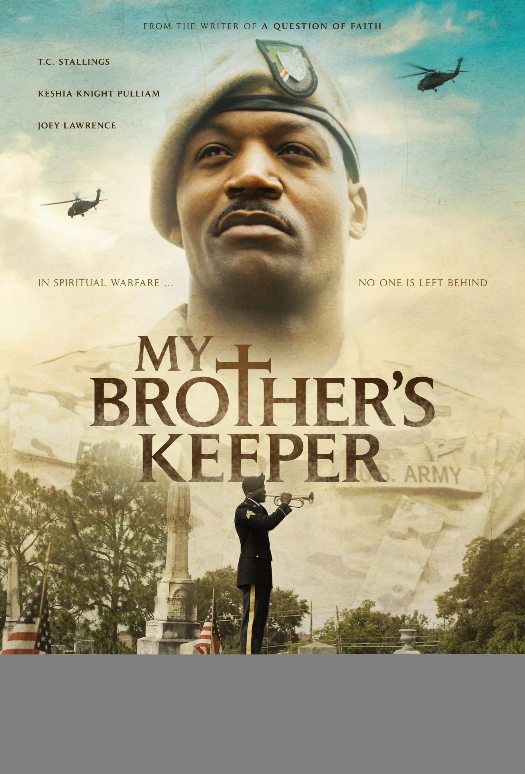 My Brother\'s Keeper movie review & giveaway ends 3-22