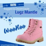 Win Lugz Mantle Boots Giveaway