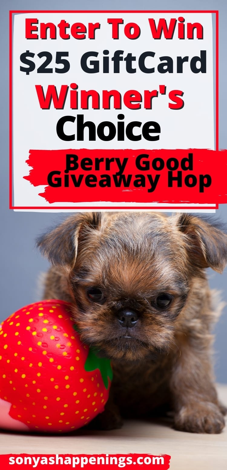 $25 Gift Card Giveaway ~ Ends 6-15 (Winner\'s Choice)