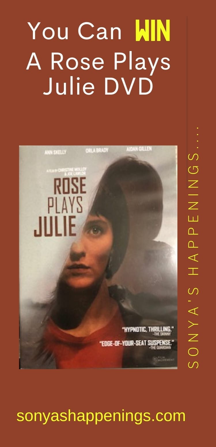 Rose Plays Julie Movie ~ Starring Ann Skelly Review & Giveaway Ends 8-12