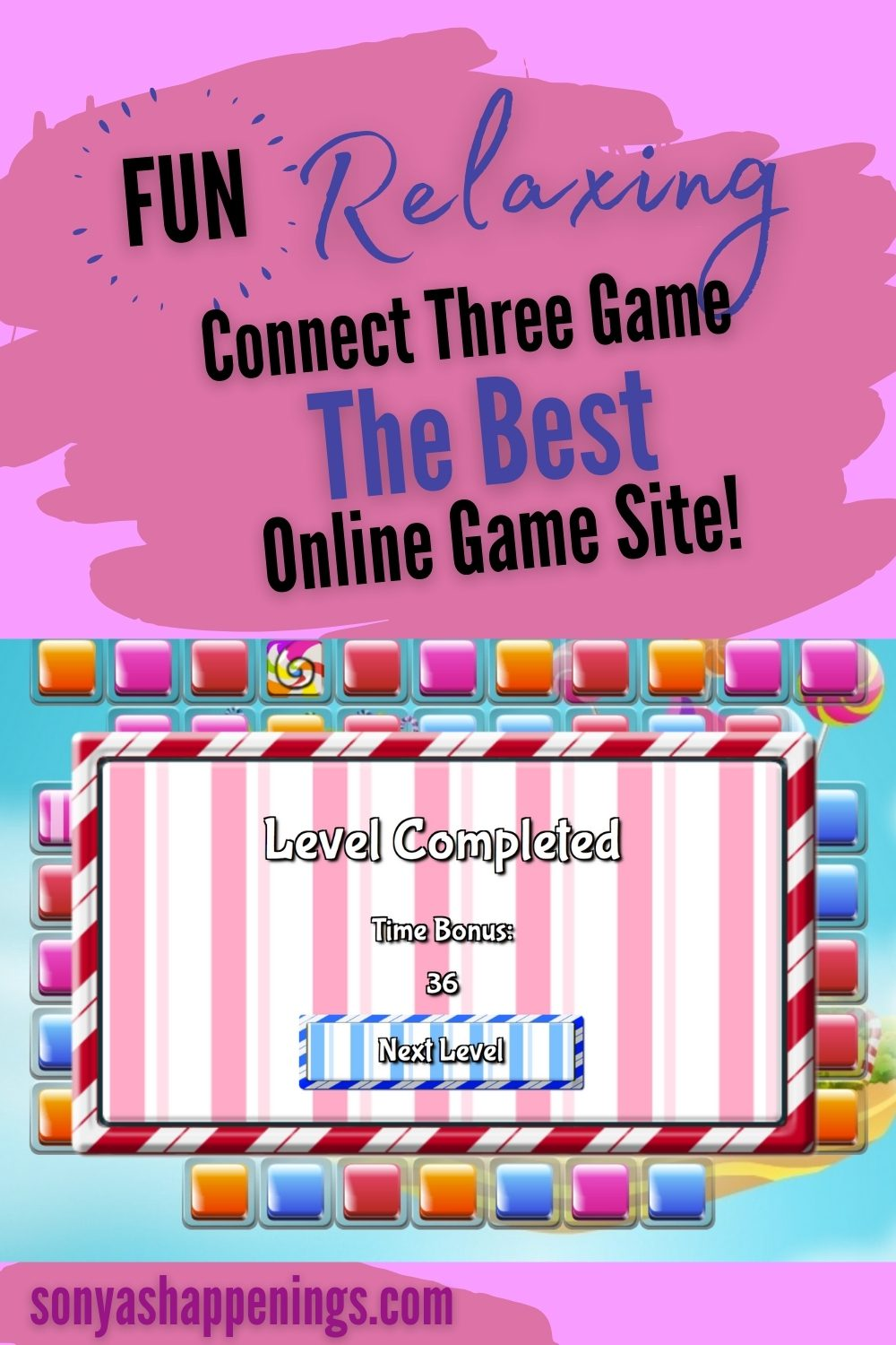 Need To Relax ~ Playing Online Games Can Be The Answer